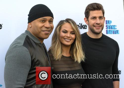 Ll Cool J, Chrissy Teigen and John Krasinski 10
