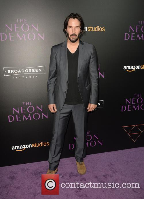 Keanu Reeves 1