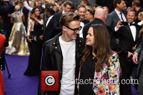 Giovanna Fletcher and Tom Fletcher 1