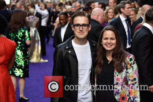Tom Fletcher and Giovanna Fletcher 2