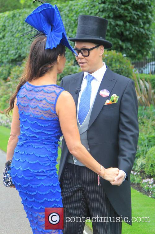Gok Wan and Lizzie Cundy 3