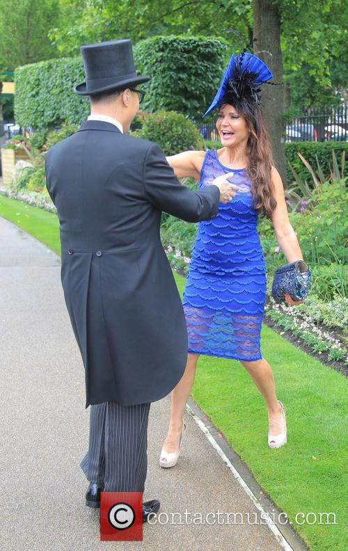 Gok Wan and Lizzie Cundy 6