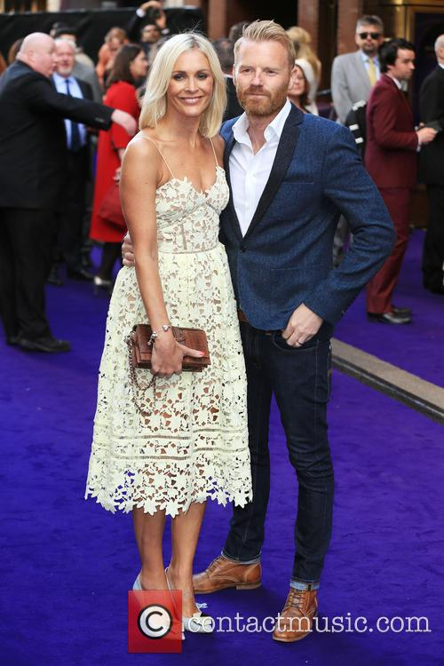 Jenni Falconer and James Midgley 4