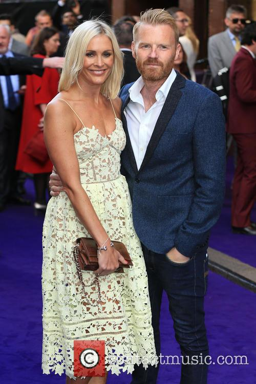 Jenni Falconer and James Midgley 5