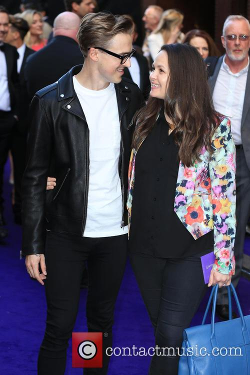 Tom Fletcher and Giovanna Falcone 2