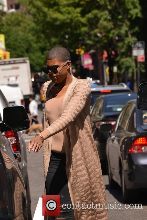 EJ  Johnson shooting his new reality show...