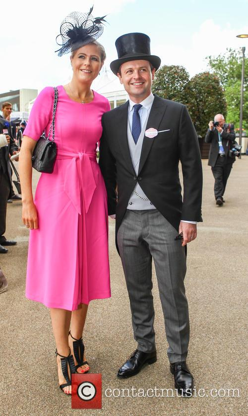 Declan Donnelly and Ali Astall 4