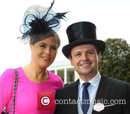 Declan Donnelly and Ali Astall 7