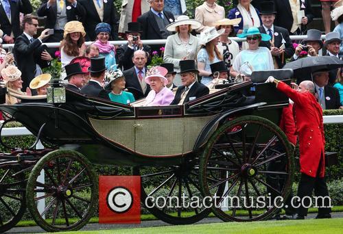 Prince Philip and Queen Elizabeth 1