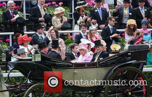 Prince Philip and Queen Elizabeth 2