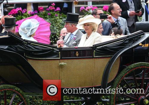 Prince Charles and Camilla Duchess Of Cornwall 1