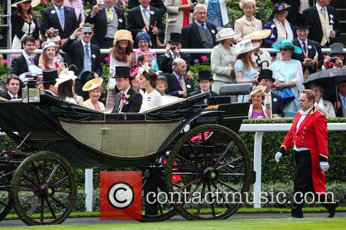 Prince William Duke Of Cambridge, Catherine Duchess Of Cambridge and Kate Middleton 1