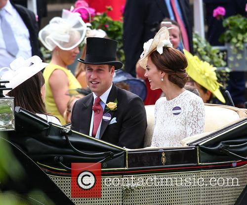 Prince William Duke Of Cambridge, Catherine Duchess Of Cambridge and Kate Middleton 3