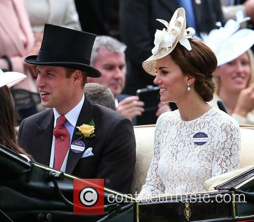 Prince William Duke Of Cambridge, Catherine Duchess Of Cambridge and Kate Middleton 4