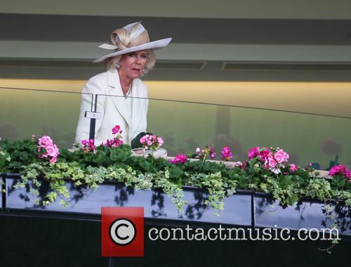Camilla Duchess Of Cornwall 1