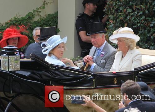 Prince Charles, Prince Of Wales, Camilla and Duchess Of Cornwal 1