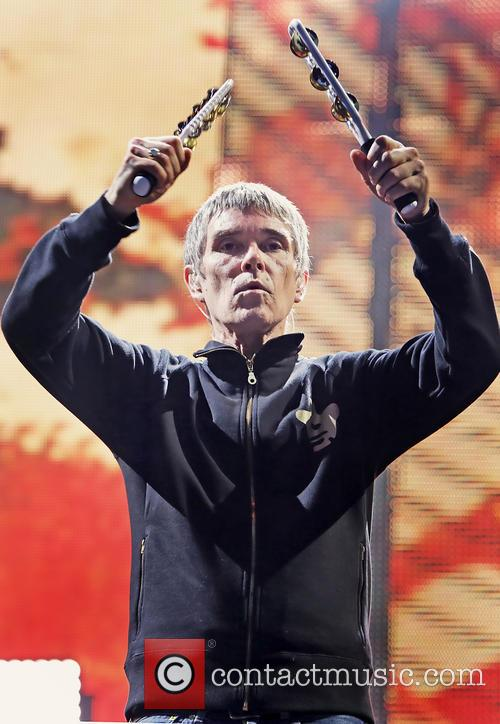 Ian Brown of The Stone Roses
