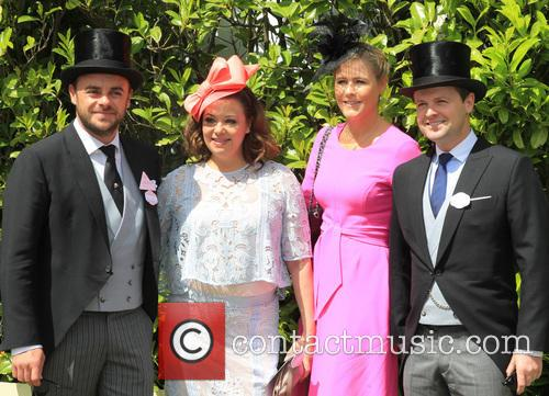 Anthony Mcpartlin, Lisa Armstrong, Declan Donnelly and Ali Astall 4