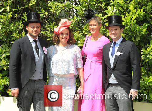 Anthony Mcpartlin, Lisa Armstrong, Declan Donnelly and Ali Astall 7