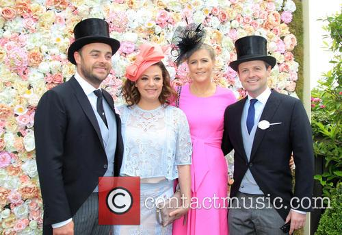 Anthony Mcpartlin, Lisa Armstrong, Declan Donnelly and Ali Astall 9
