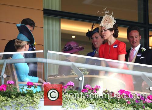 Sophie, Countess Of Wessex and Princess Mary Of Denmark 3