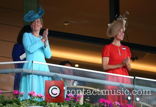 Sophie, Countess Of Wessex and Princess Mary Of Denmark 7