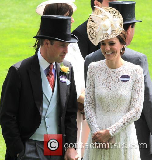 Prince William, Catherine, Duchess Of Cambridge, Kate Middleton and Catherine Middleton 10