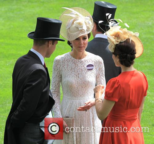 Prince William, Catherine, Duchess Of Cambridge, Kate Middleton and Catherine Middleton 11