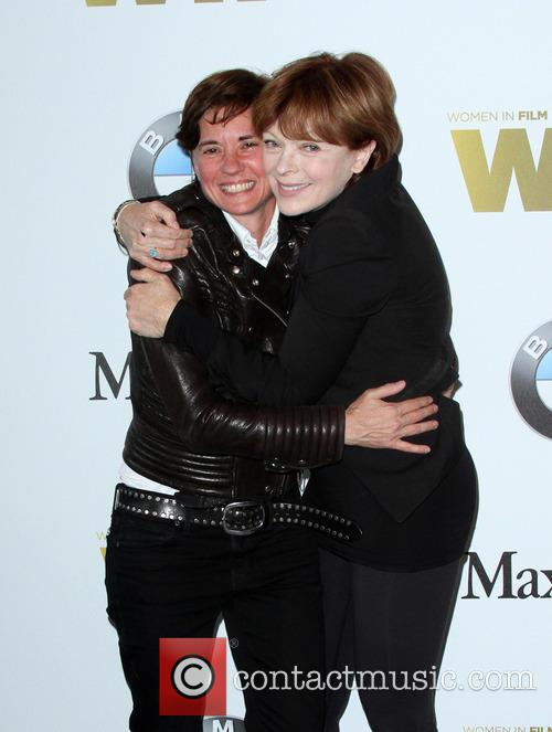 Kimberly Pierce and Frances Fisher 3