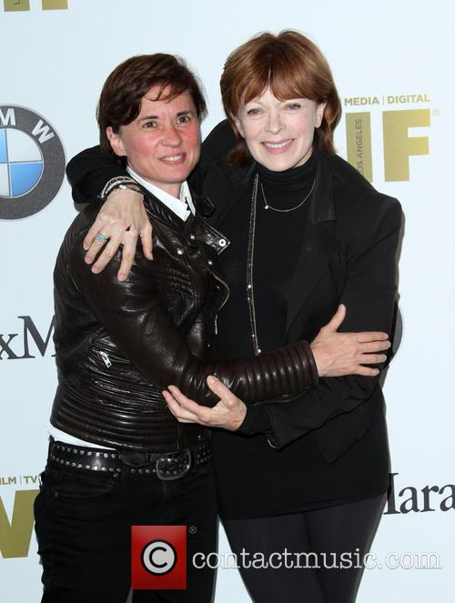 Kimberly Pierce and Frances Fisher 4