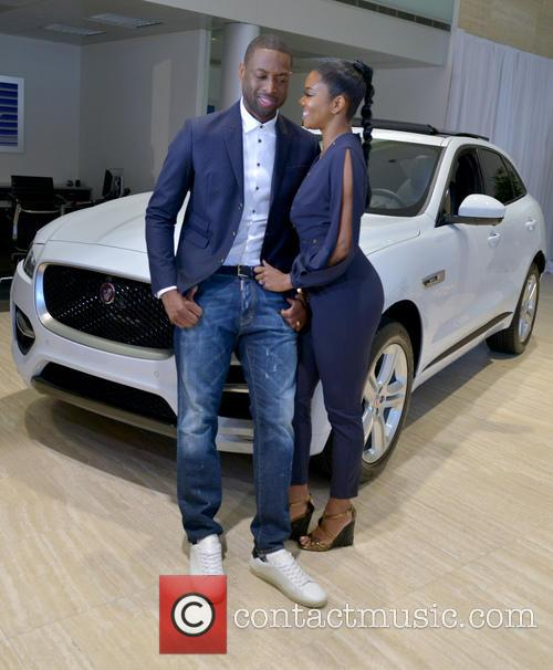 Dwyane Wade and Gabrielle Union 5