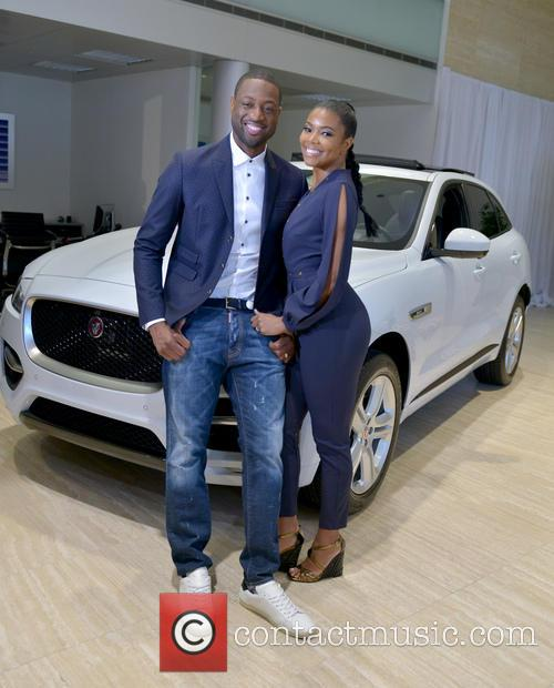 Dwyane Wade and Gabrielle Union 6