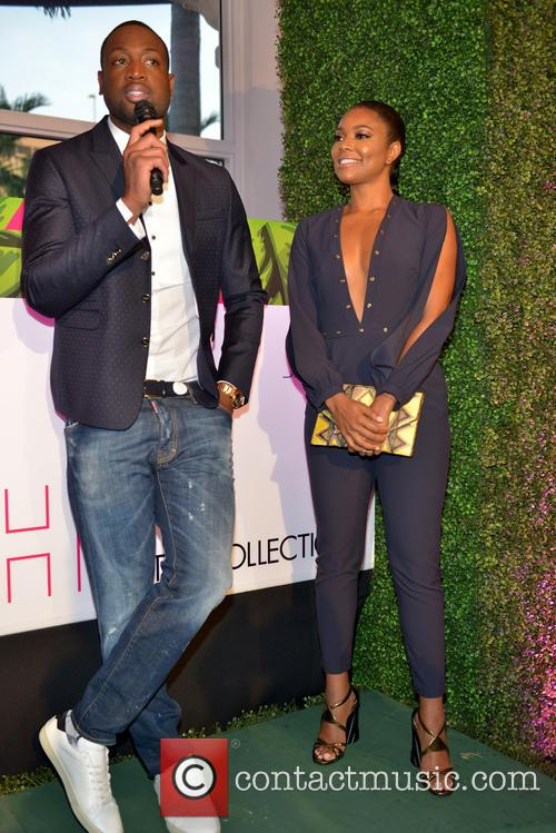 Dwyane Wade and Gabrielle Union 9