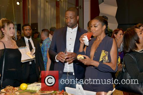 Dwyane Wade and Gabrielle Union 10