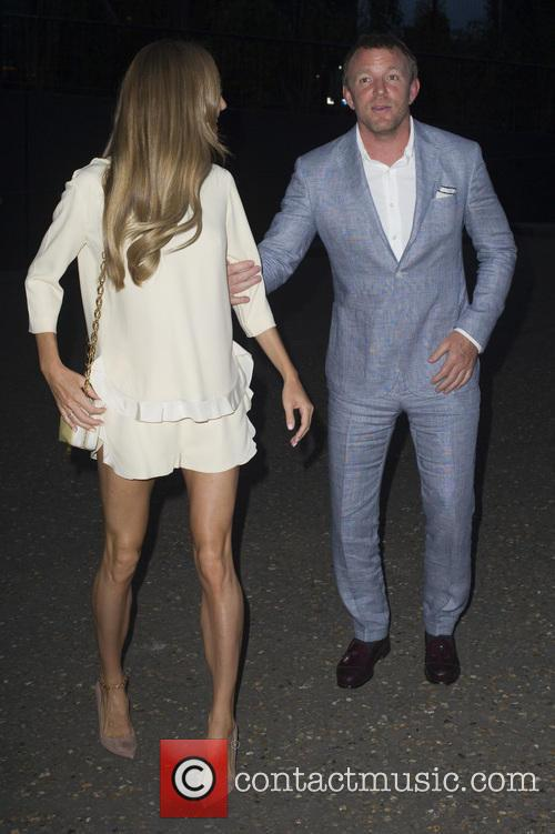 Jacqui Ainsley and Guy Ritchie 5