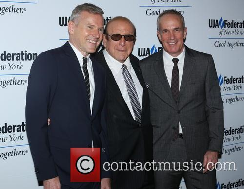 Peter Edge, Clive Davis and Tom Corson 4