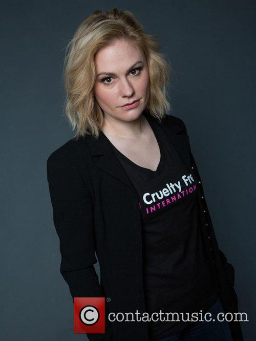 Anna Paquin at a Cruelty Free International campaign event
