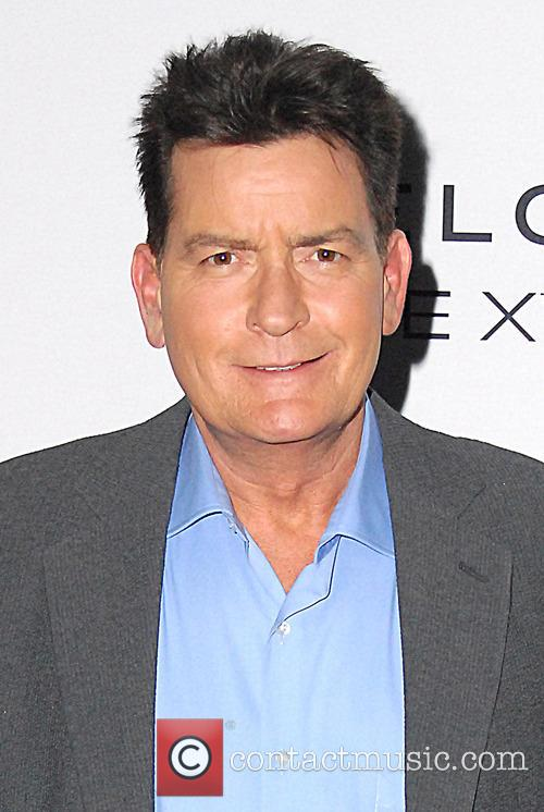 Charlie Sheen Calls For 'Two And A Half Men' Re-boot Following 'Roseanne' Cancellation