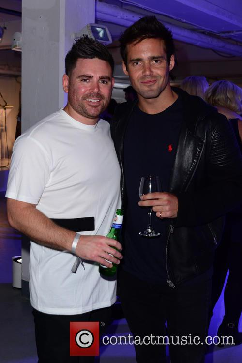Spencer Matthews and Guest 6
