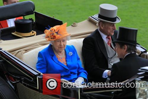 Queen Elizabeth, Prince Philip and Duke Of Edinburgh 2