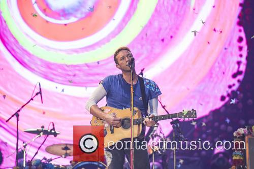 Chris Martin and Coldplay 6
