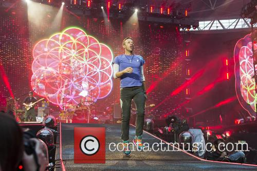 Chris Martin and Coldplay 11