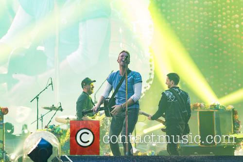 Coldplay Launch New Ep 'Kaleidoscope' As They Continue Their Expansive World Tour