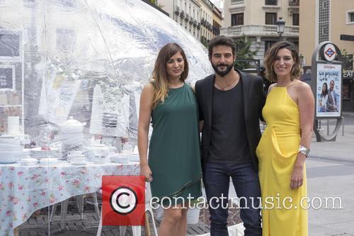 Alejandra Osborne, Lucia Jimenez and Antonio Velazquez 7