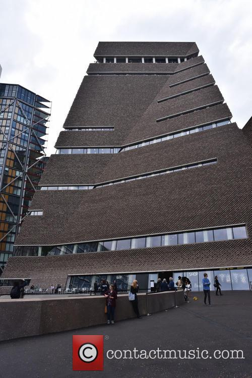 Tate Modern opens new building