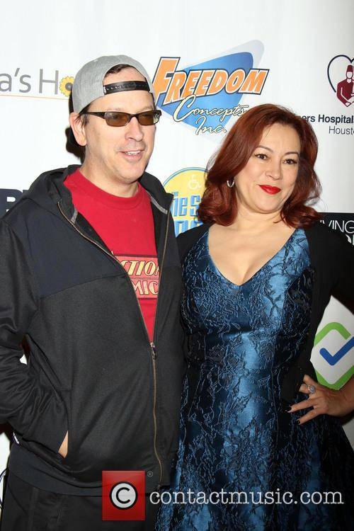 Phil Laak and Jennifer Tilly 2