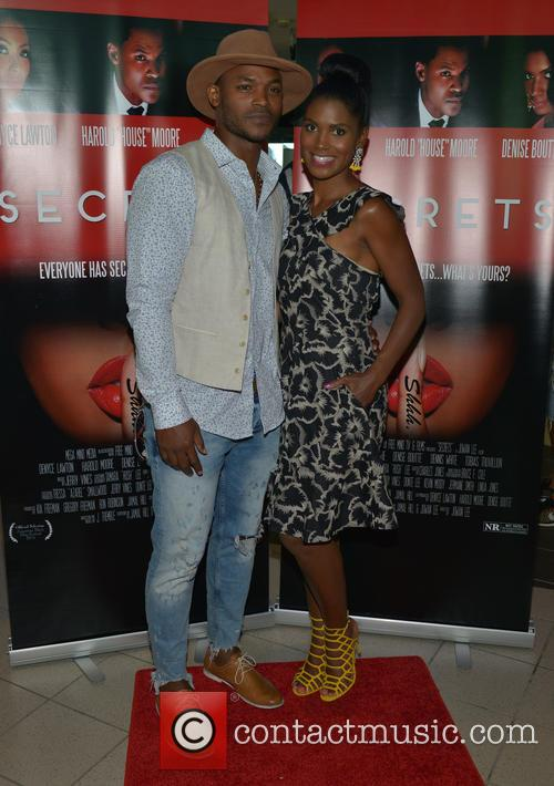Harold House Moore and Denise Boutte 3