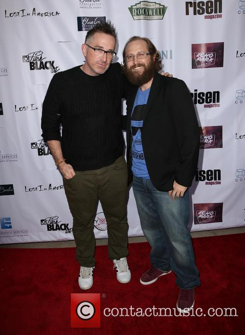 Darren Lynn Bousman and Brett Johnson 2