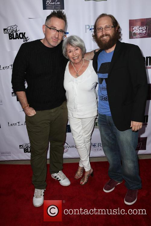 Darren Lynn Bousman, Susan Davis and Brett Johnson 4