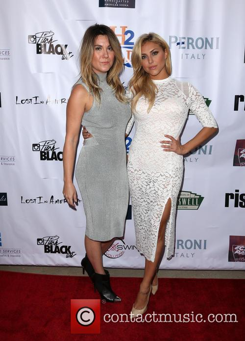 Danielle De Gregory and Cassie Scerbo 1